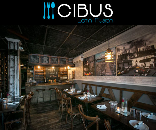 Cibus Latin Fusion: 1 Woodend Rd, Stratford, CT, USA